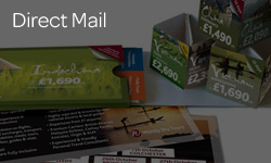 Steve Humber Design - Direct Mail
